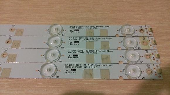 GJ-2K15 D2P5-400-D409-C4 с Philips 40PFT4101/60