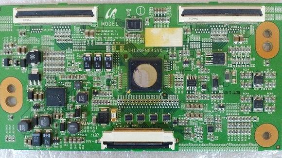 t-con BN41-01743 с тв Samsung UE40D6510 WS