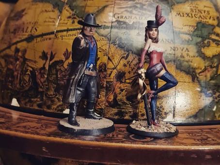 Around the World with Wild West Circus