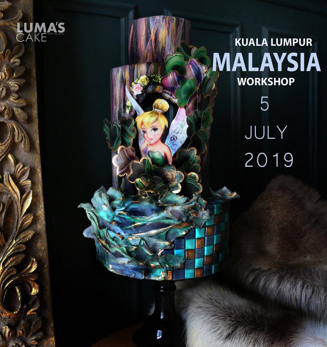 Luma's Cake in Kuala Lumpur