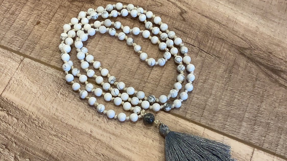 Meditation Beads/ Mala Necklace