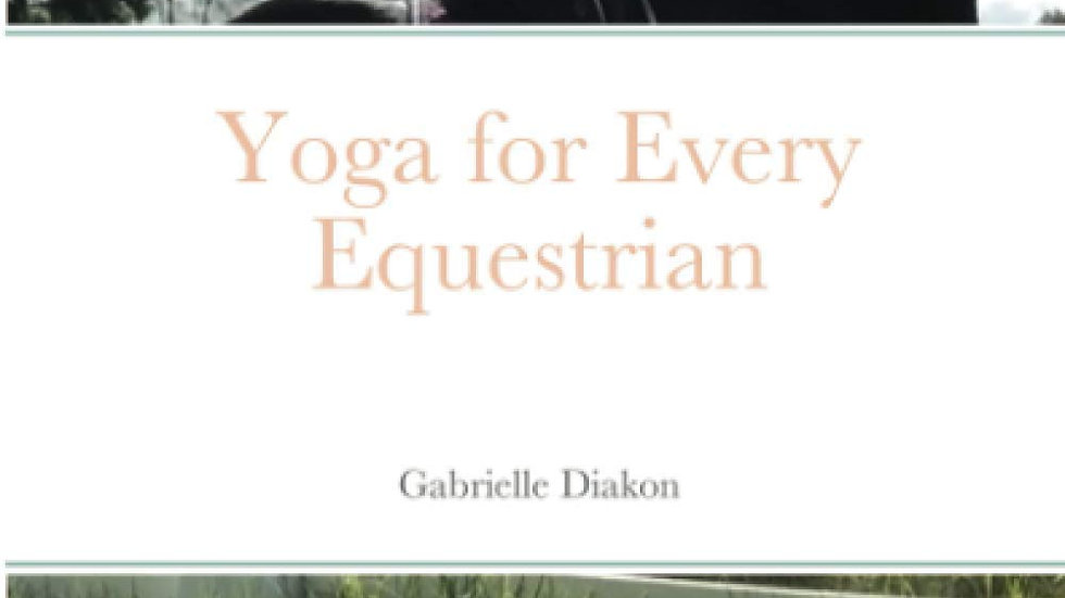Yoga for Every Equestrian