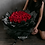 Thumbnail: 49 Red Roses Bouquet(Pre-order Item)