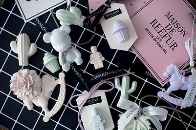 Hanako Floral studio  SOLID DIFFUSER
