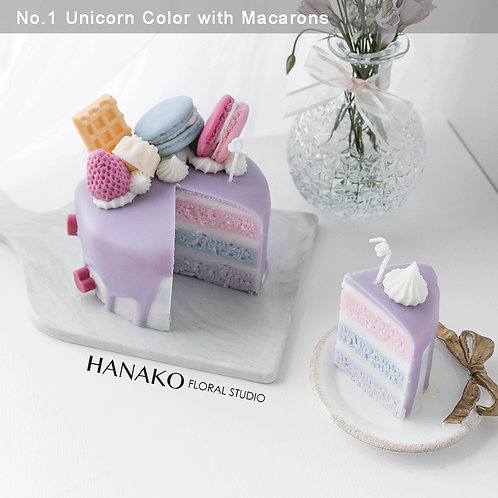 Soy P Candle Cake(5 inch)