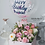 Thumbnail: BOXED FLOWER with BALLOON