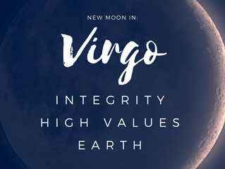 REDEFINE SELF-CARE AND GET ORGANIZED with this New Moon in Virgo