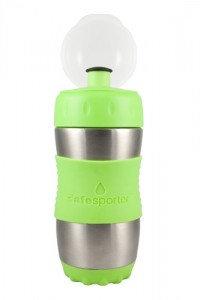 KID BASIX The Safe Sporter 12oz 不鏽鋼安全運動家水瓶