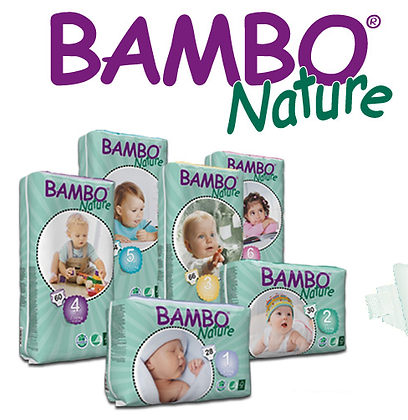 Bambo Nature Premium Eco Disposable Nappies