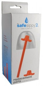 KID BASIX The Safe Sippy Replacement Parts 吸啜瓶組件