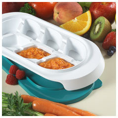 KidCo Baby Steps Freezer Trays 冰格儲存格