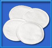 NuAngel 100% Cotton Washable Nursing Pads 純棉乳墊