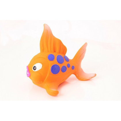 KIMBEE 100% Natural Rubber Toy - Kacy Fish