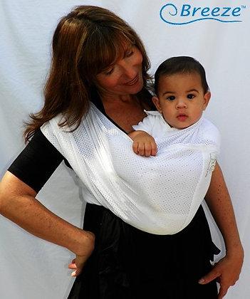 BABY K'TAN Mesh Carrier 嬰兒透氣軟棉布揹帶-半網(聚脂)、半棉