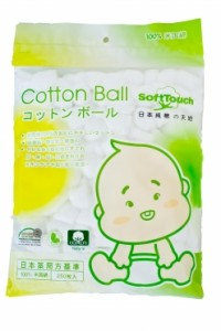 SoftTouch Cotton Ball (250 pieces/ pack)