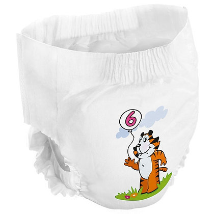 Bambo Nature Training Pants Sample Pack: 2 pcs/pk