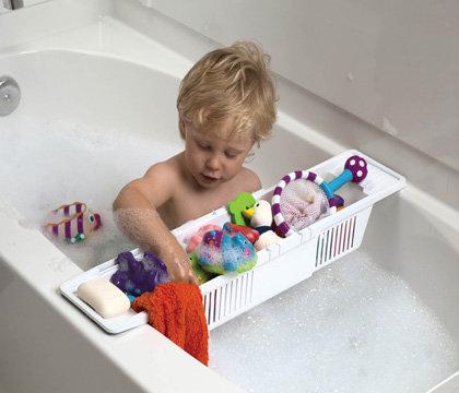 KidCo Bathroom Storage Basket 沐浴儲存籃