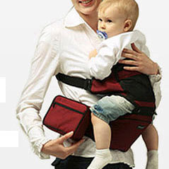 POGNAE Waist Sack 嬰兒坐式護脊腰帶配件-腰包