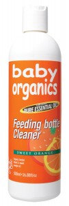 BABY ORGANICS Baby Bottle Cleanser 500ml 嬰兒有機奶瓶清潔劑
