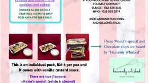 Jualan Kek & Biskut Amal SMA (Bake Sale For SMA Donation)