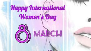 Selamat Hari Wanita Antarabangsa (Happy International Women's Day)