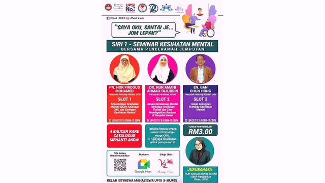 Majlis Kolaborasi Berlangsung Meriah 😍(Collaborated Event Held Successfully🎉)