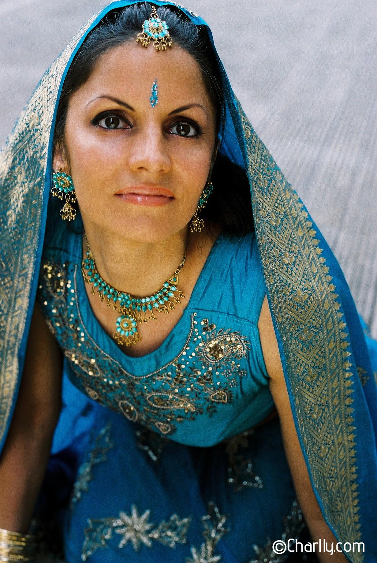 ©Charlly Indian Photoshoot