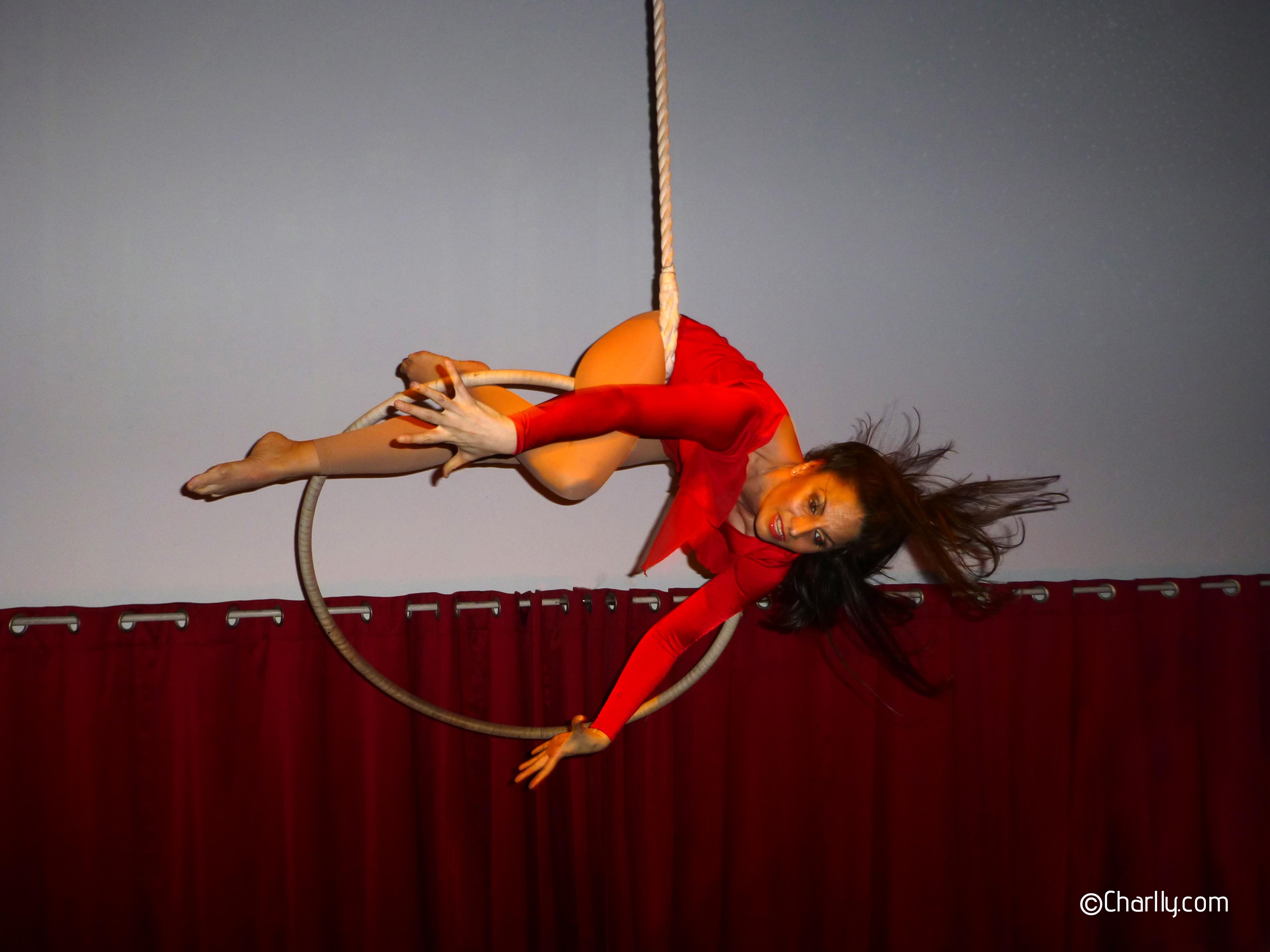 ©Charlly Aerial Hoop