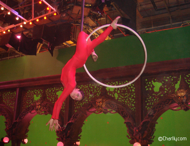 Yashiraj Studio's Mumbai Bollywood Film shoot
