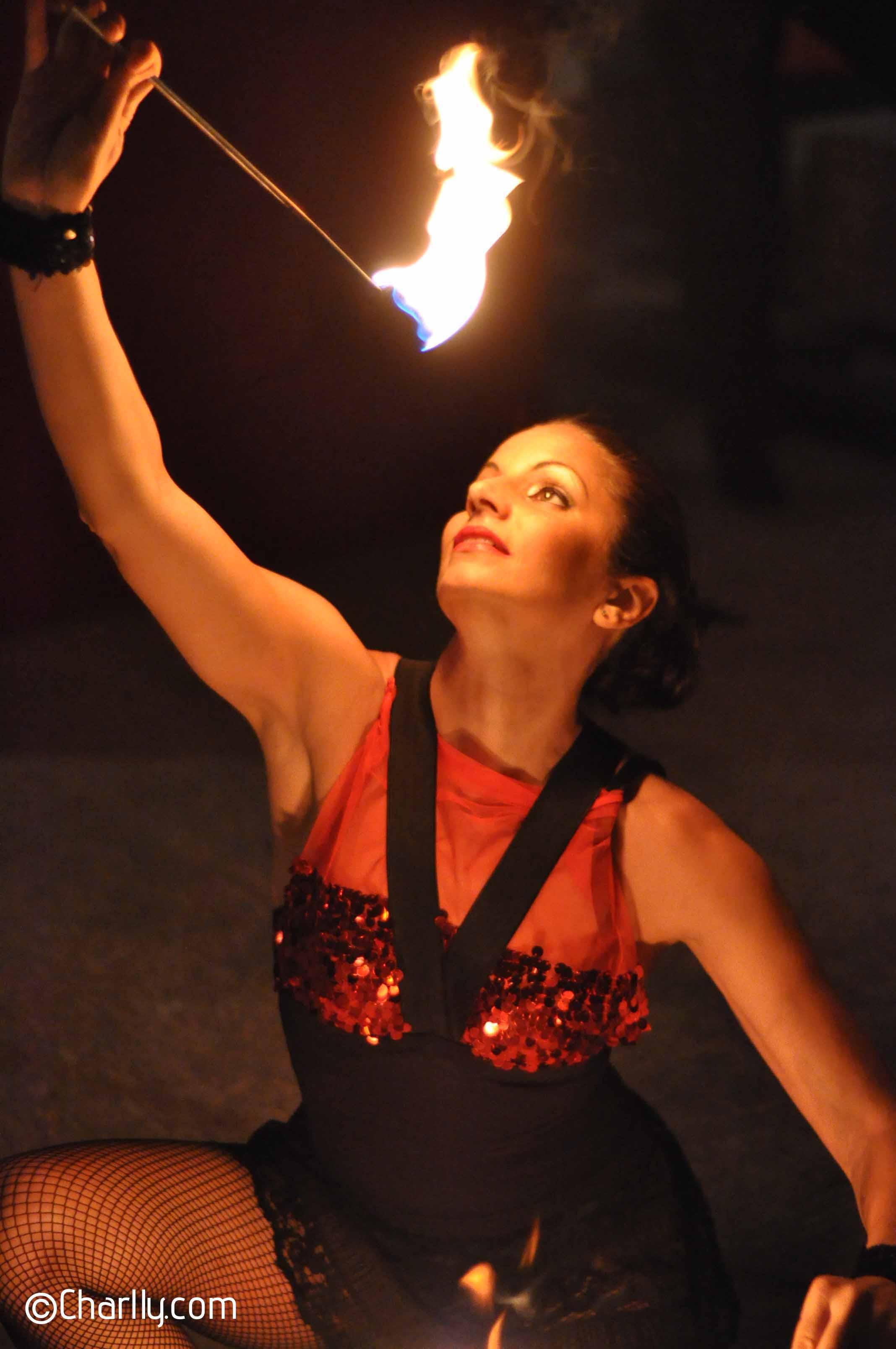 ©Charlly Fire sticks