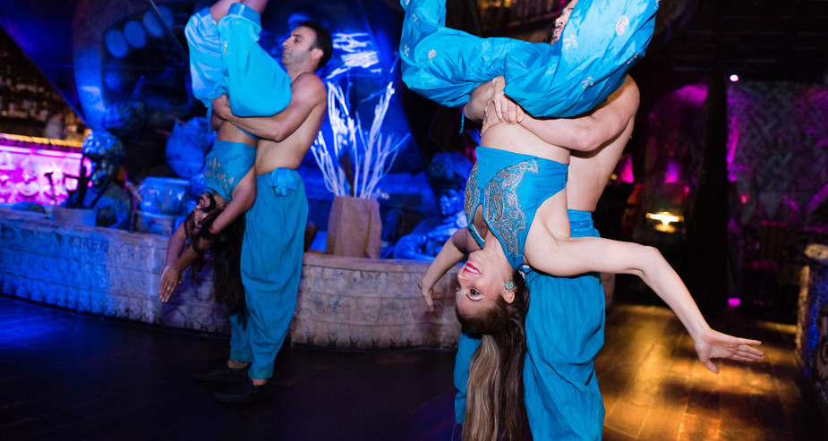 BOLLYWOOD DANCE SHOW FOR RITUALS PRODUCT LAUNCH PARTY