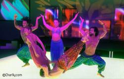 ©Charlly ©Flowfuzion Diwali Circus