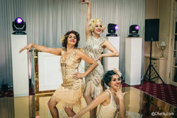 Great Gatsby 1920s Dancers