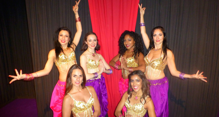 MIDDLE EASTERN DANCE COSTUMES