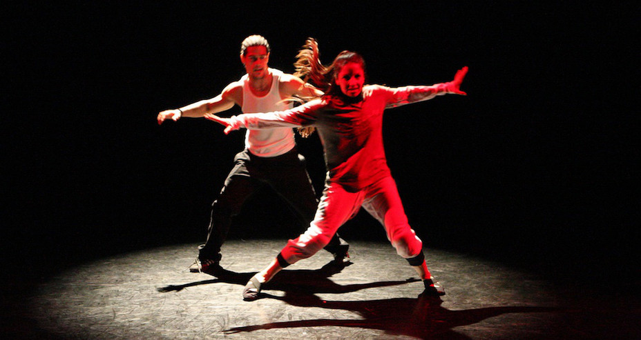 Stage show at Sadlers wells