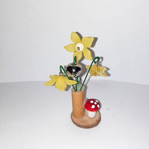 Fairy Flowers: Yellow
