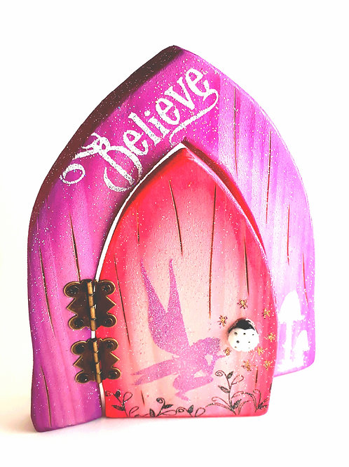 The Enchanted Collection: Fairy  Opening Fairy Door