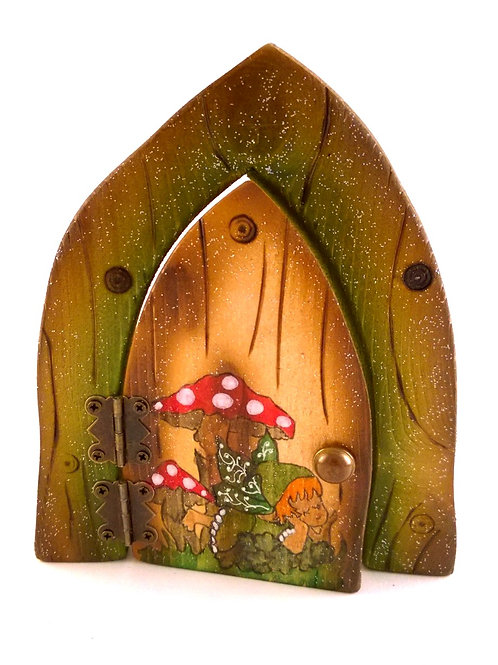 Irish Imp Fairy Door