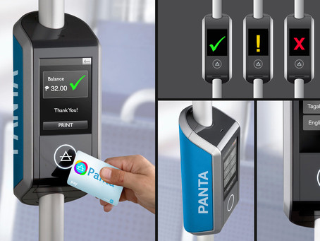 Production Begins on Panta's PUV Fare Collection System