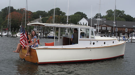 private cruise Mystic CT