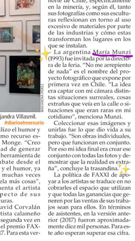 Diario El Mercurio, Chile