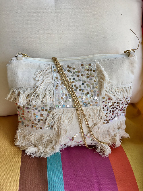 SEQUINS CROSSBODY