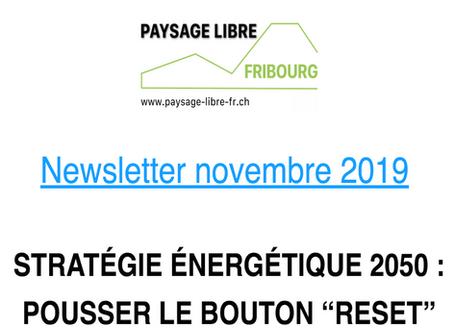 """STRATÉGIE ÉNERGÉTIQUE 2050 : POUSSER LE BOUTON """"RESET"""""""