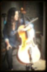 Jacqueline Ultan  cello