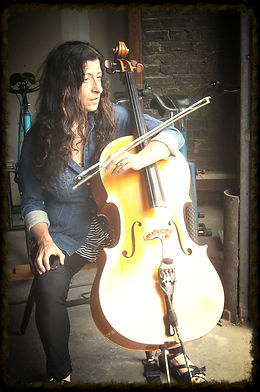 Jacqueline Ultan  cello