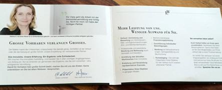 Die Print-Broschüre – vielseitig und wirkungsvoll vom Werbetexter!