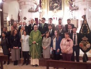 Felicitaciones a la Hermandad de San Isidro