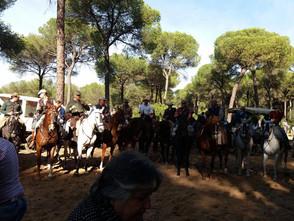 Nota Informativa  II Marcha a caballo.
