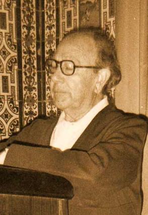IV Pregón. D. Manuel Lozano Hernández