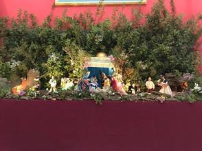Inauguración Belén Tradicional